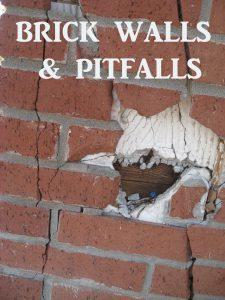 North Bay Presentation: Brick Walls & Pitfalls @ North Bay Public Library, Joan Duquette Room, Upper Mezzanine | North Bay | Ontario | Canada